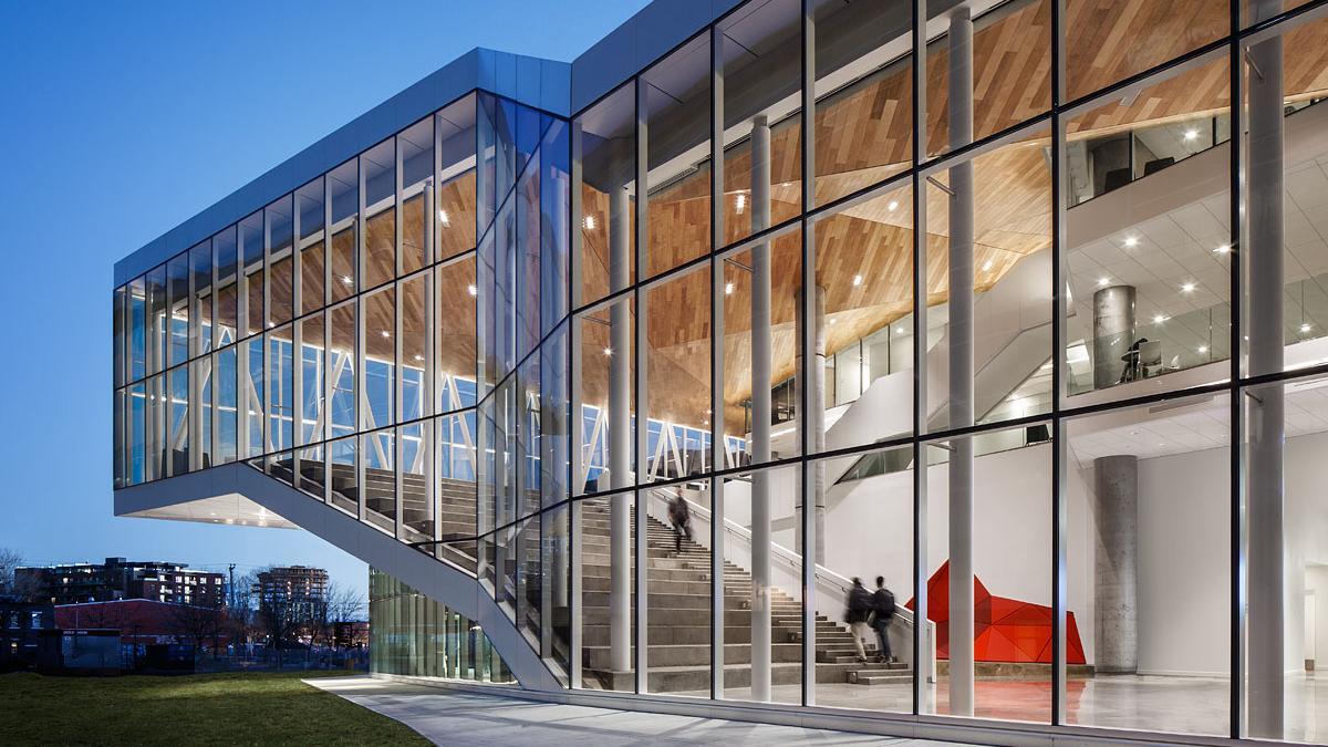 Maison des étudiants de l'ÉTS, Montréal, 2015