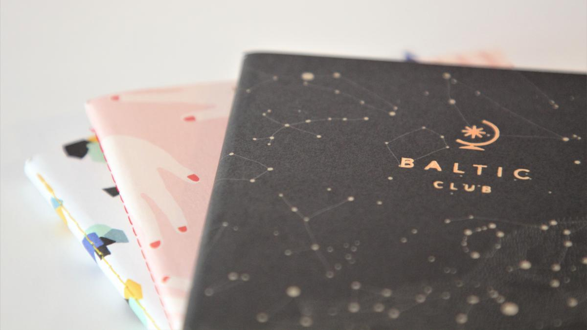 Notebooks Baltic Club