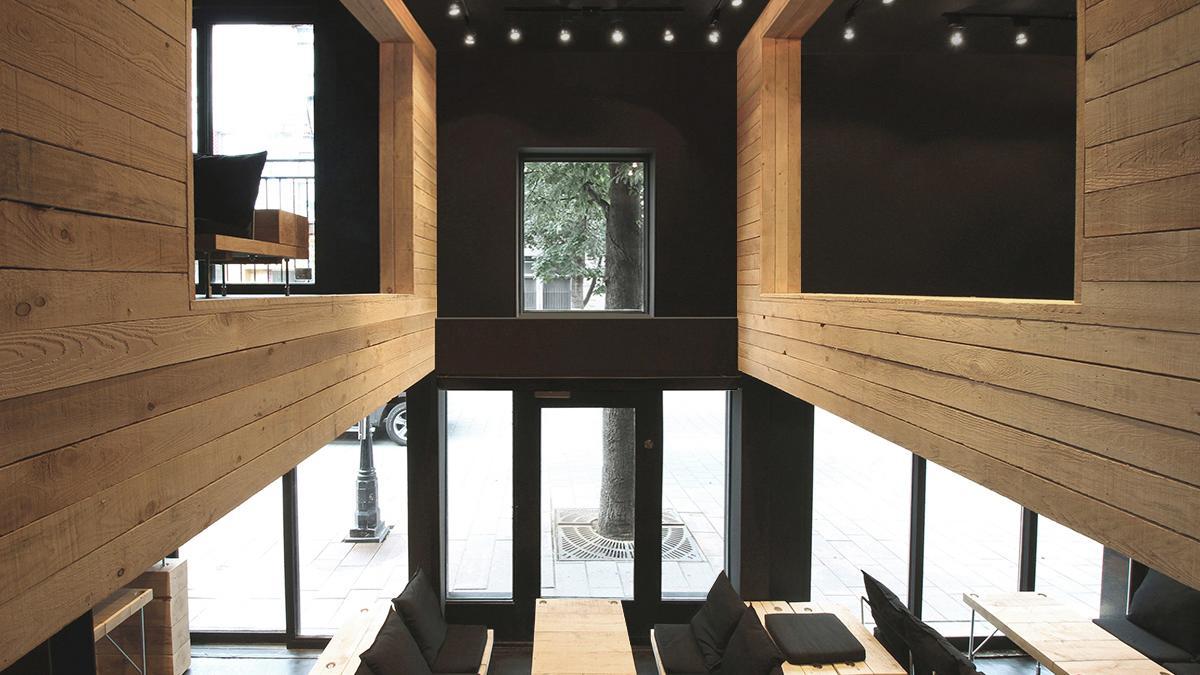 l 39 empreinte design architecture design montr al. Black Bedroom Furniture Sets. Home Design Ideas