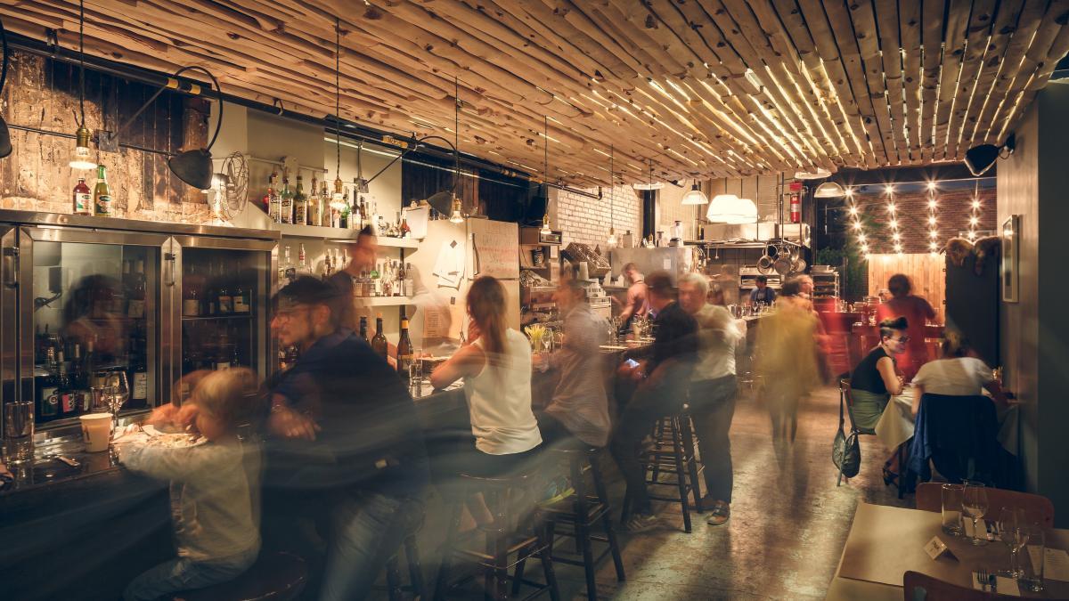 Manitoba restaurant, Montreal, 2014