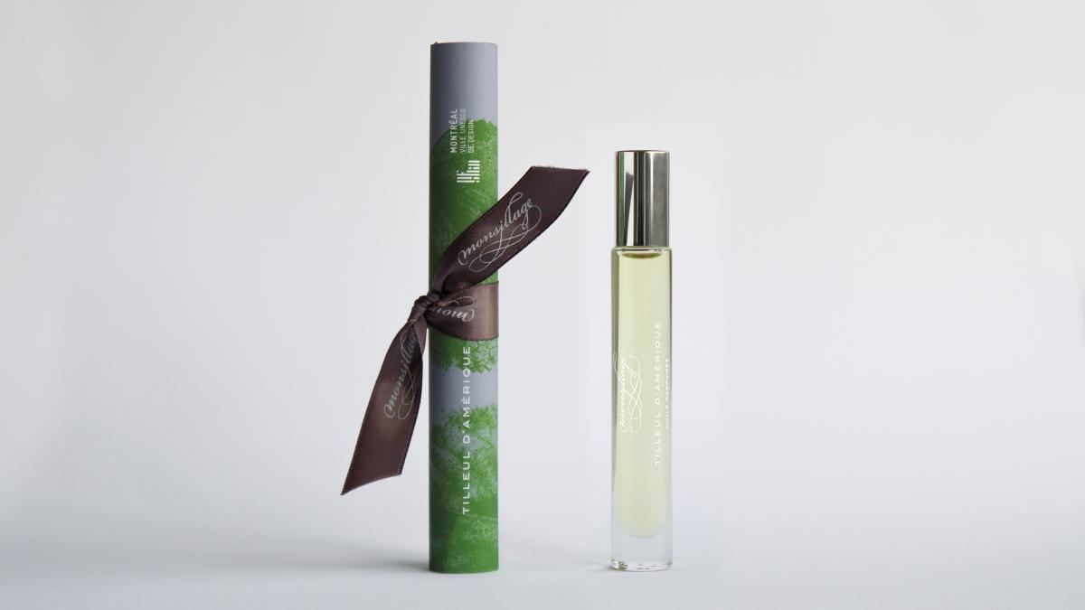 Huile parfumée — Tilleul d'Amérique