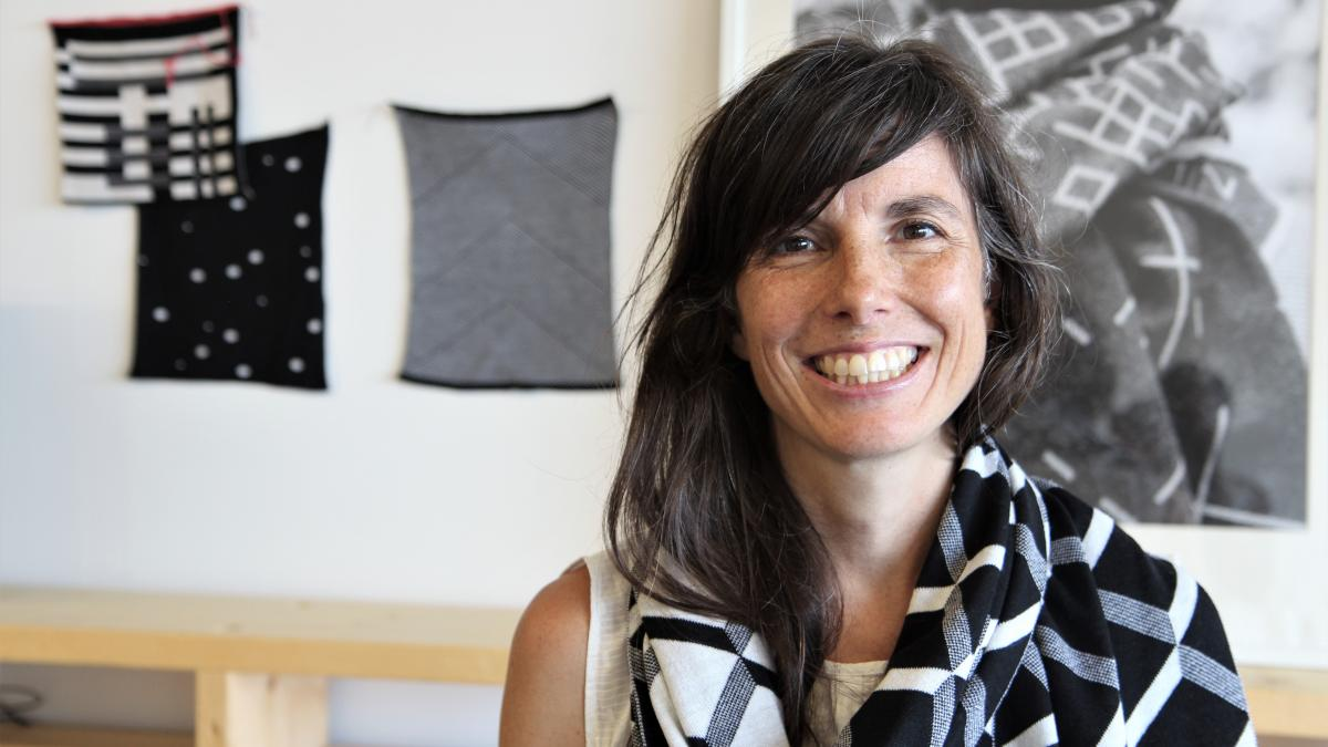 Lysanne Latulippe, Textile Designer Co-founder, STRING THEORY
