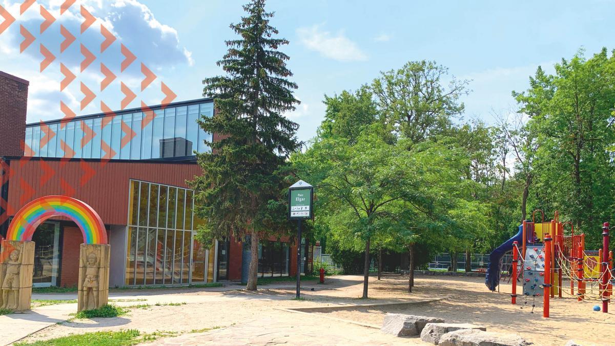 Réaménagement du parc Elgar (parc Dan-Hanganu)
