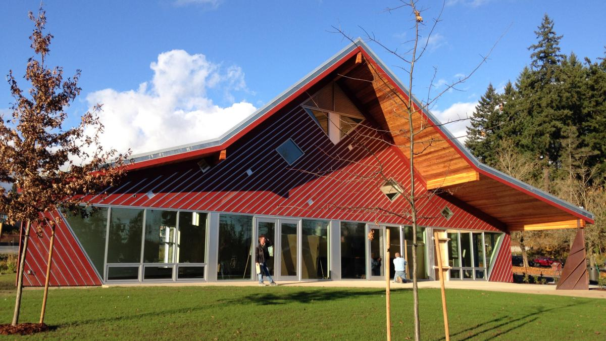 Duncan Forest Discovery Centre, Duncan, 2013
