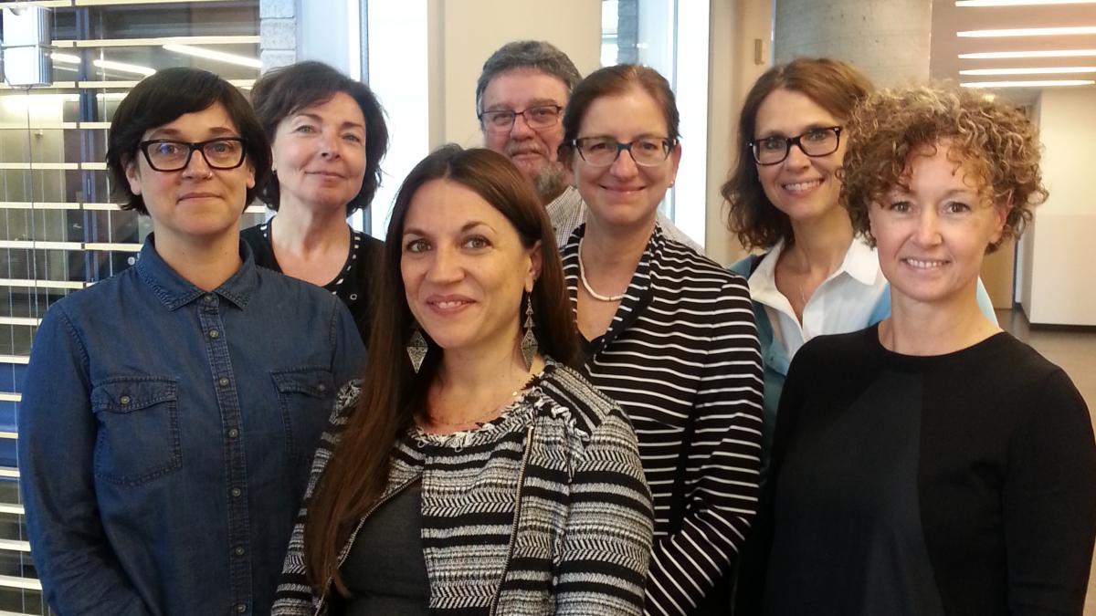 Members of the Selecting Committee