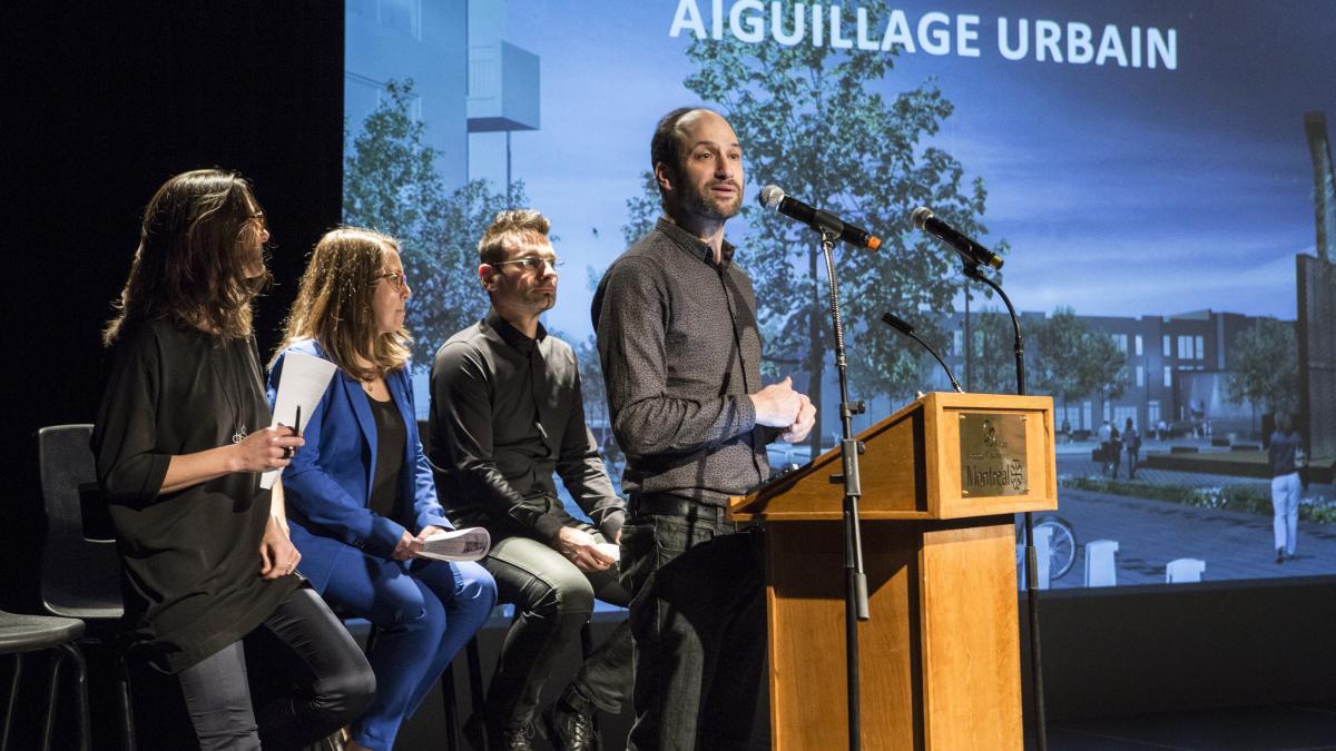 civiliti + François Courville + UDO design