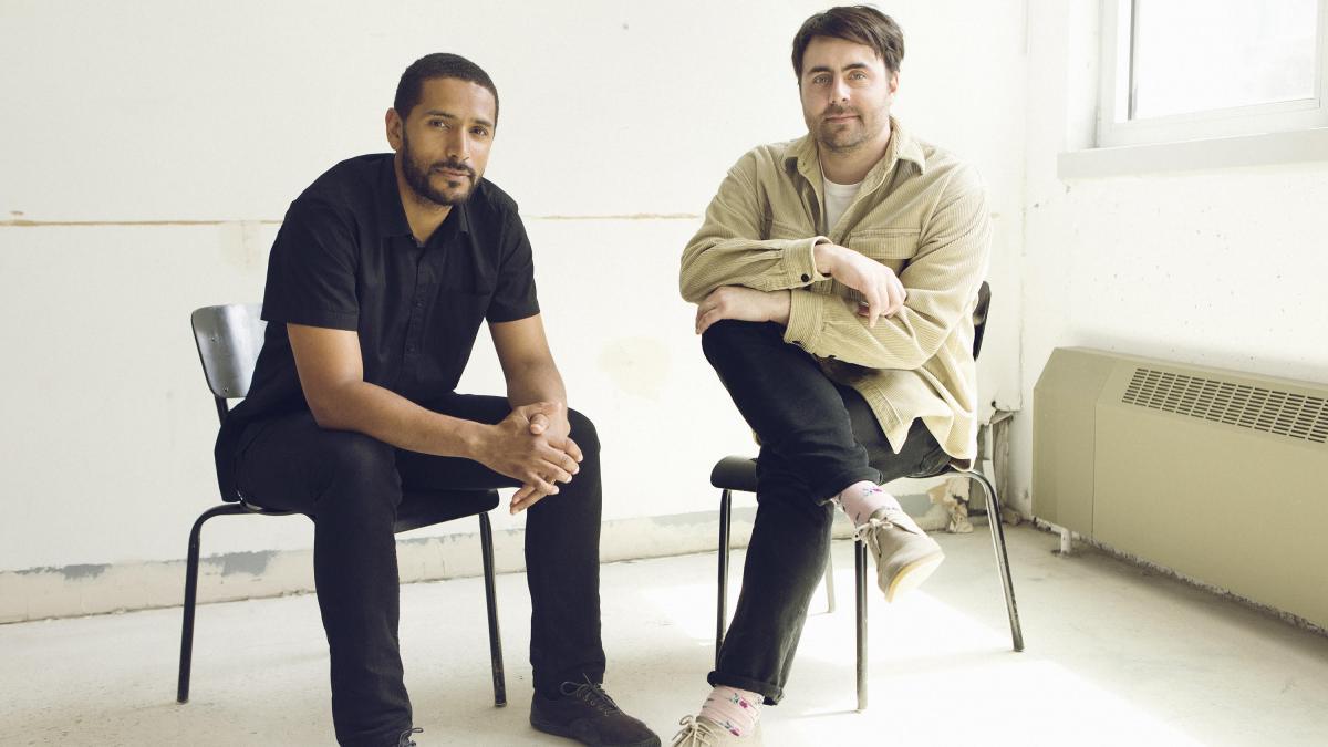 Nicholas Sangaré & Lambert Rainville