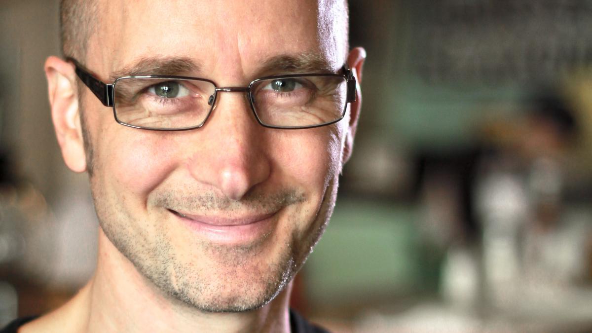 Kurt Hibchen, designer industriel, associé, Toboggan Design