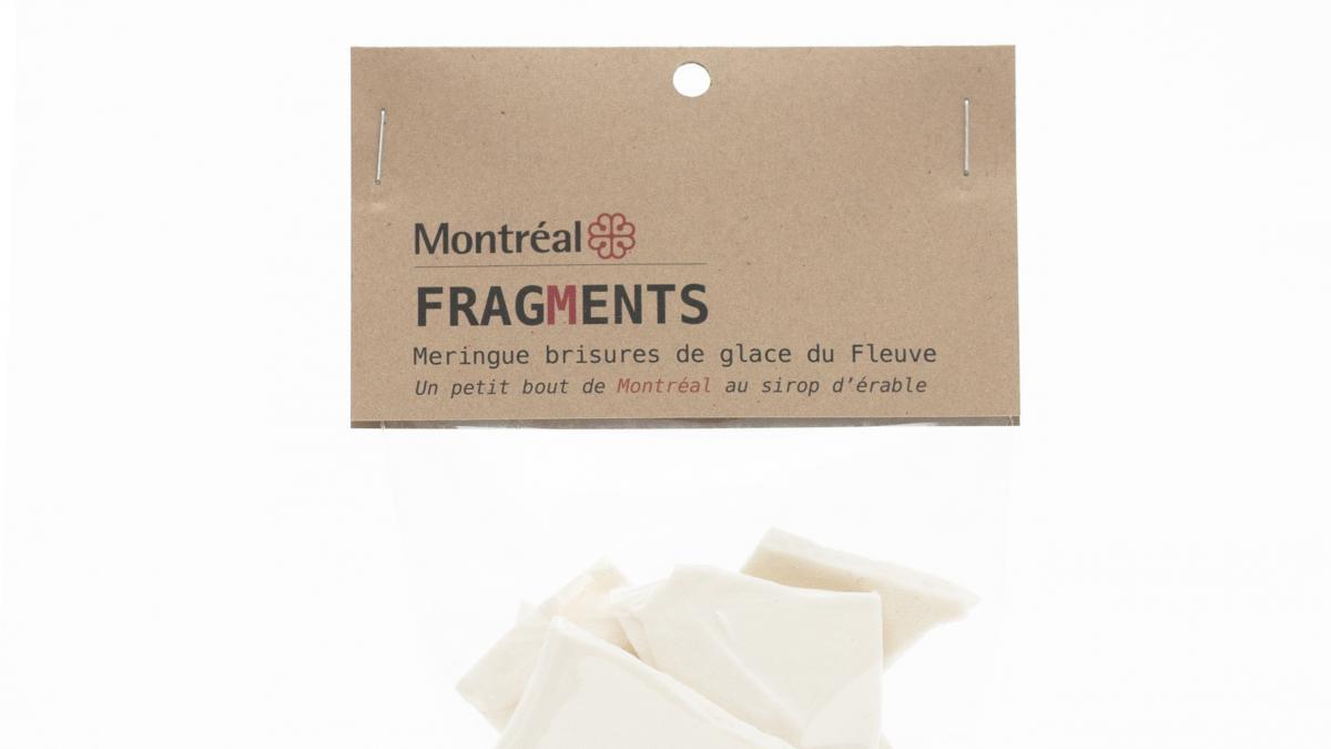Fragments / Brisures de glace
