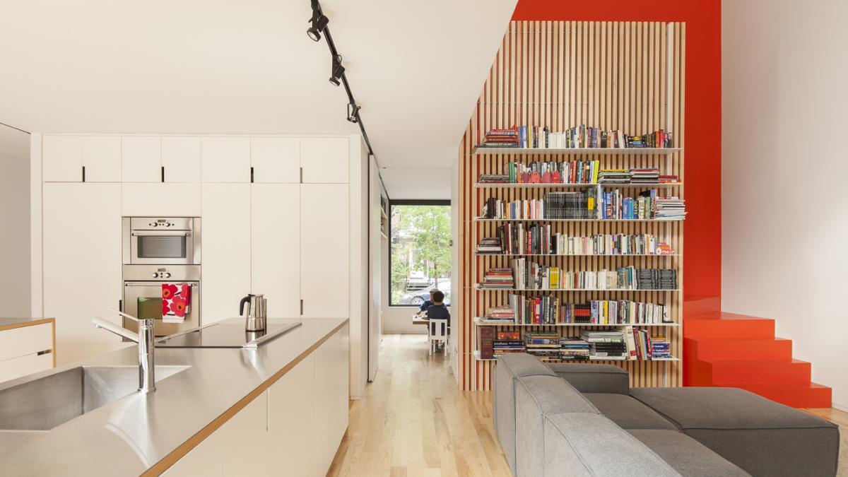 La shed architecture design montréal