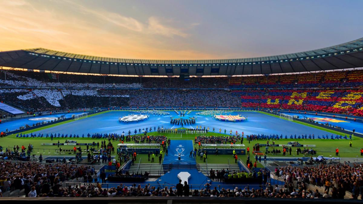 UEFA, Champions League Berlin, 2015