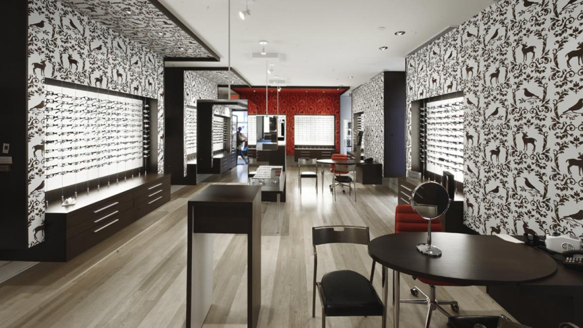 Georges Laoun Opticien, Montreal, 2012