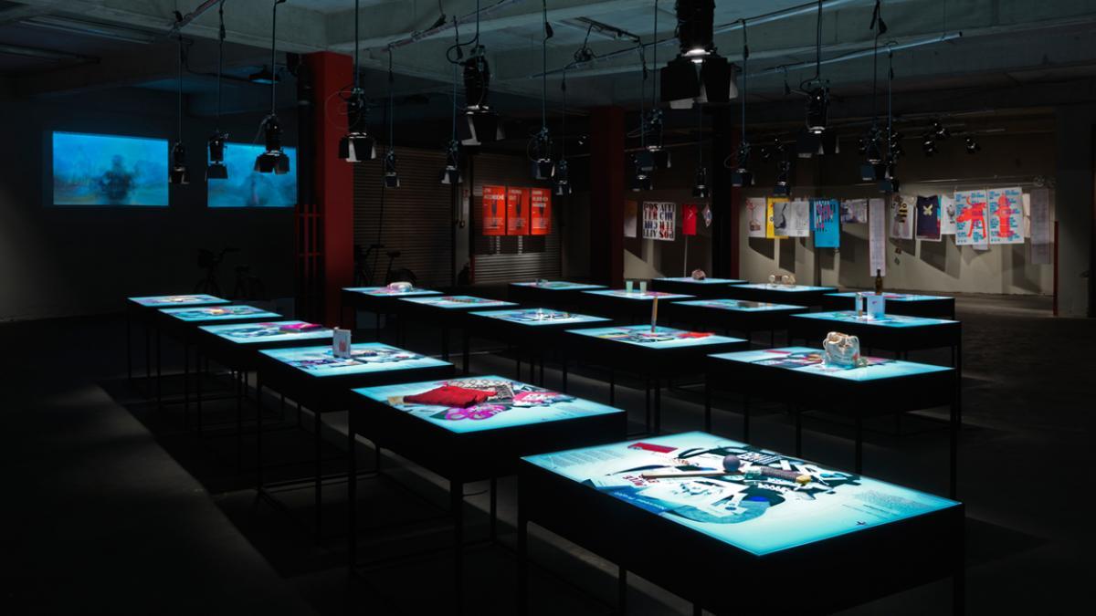 Ich war dort, exposition Graz, Autriche, 2015
