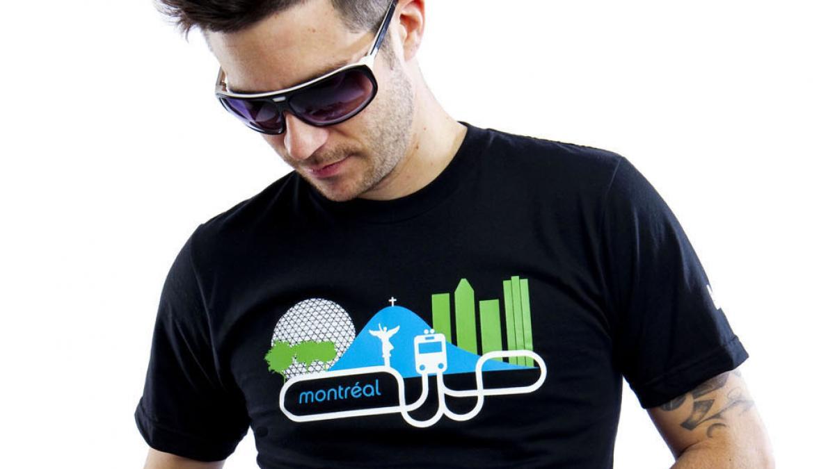 Montreal T-shirt, 2010