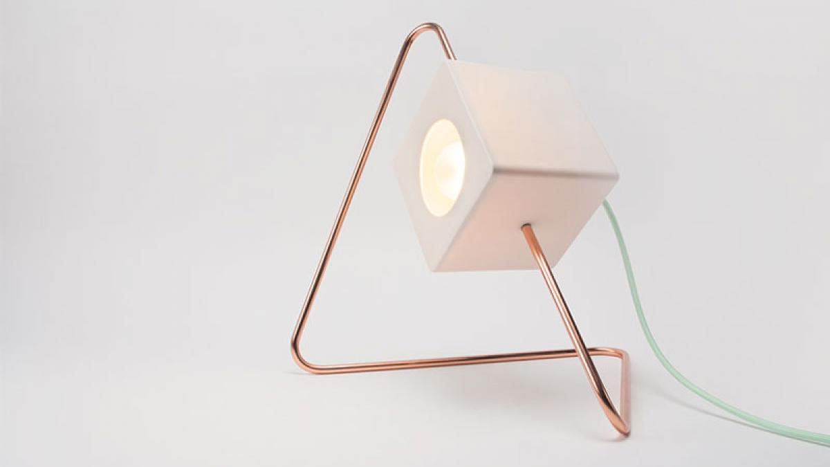 Focal Point Lamp, Montreal, 2015