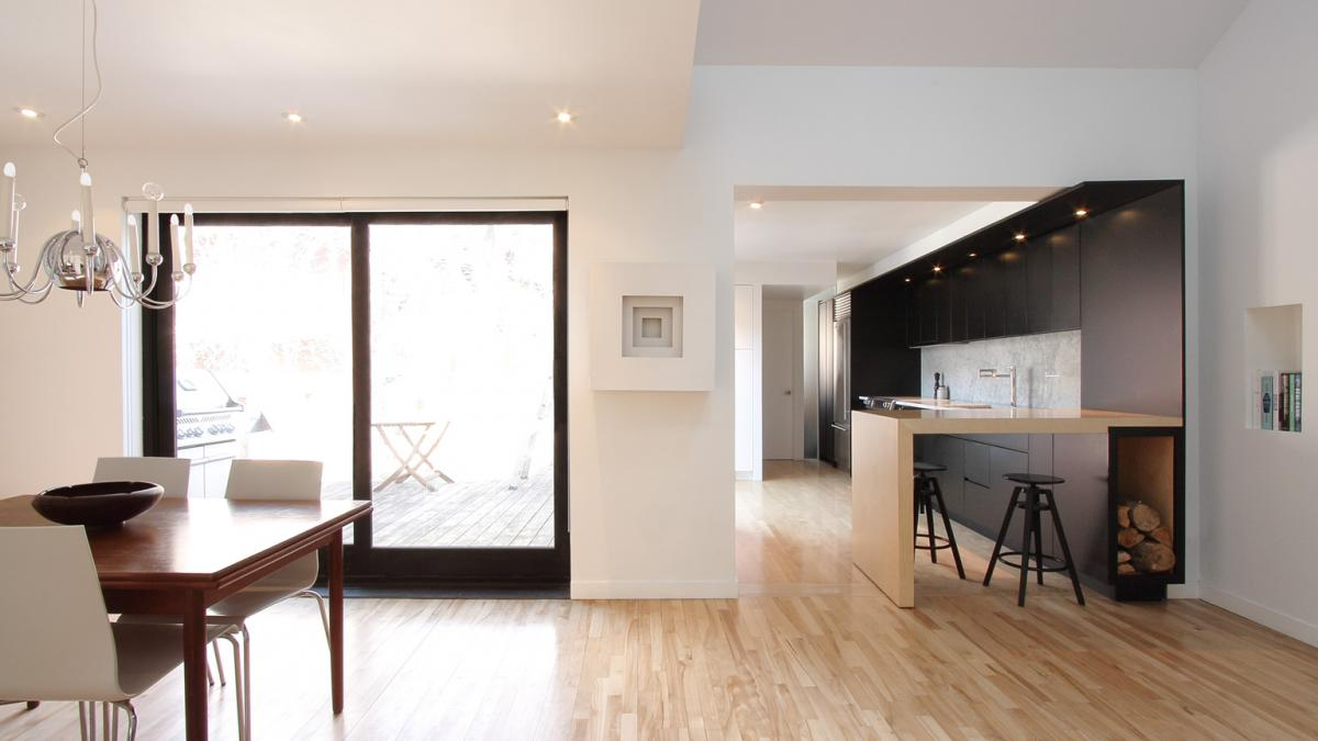 St-Philippe residence, Montreal, 2014