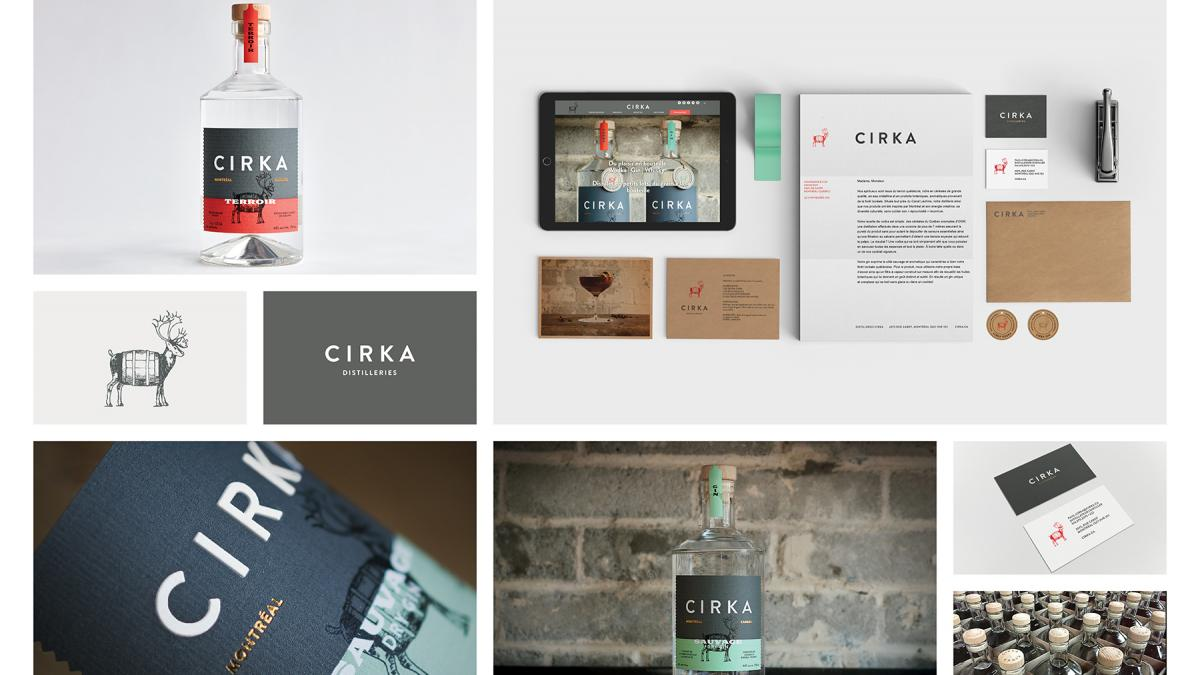Cirka Distilleries, Montreal, 2016