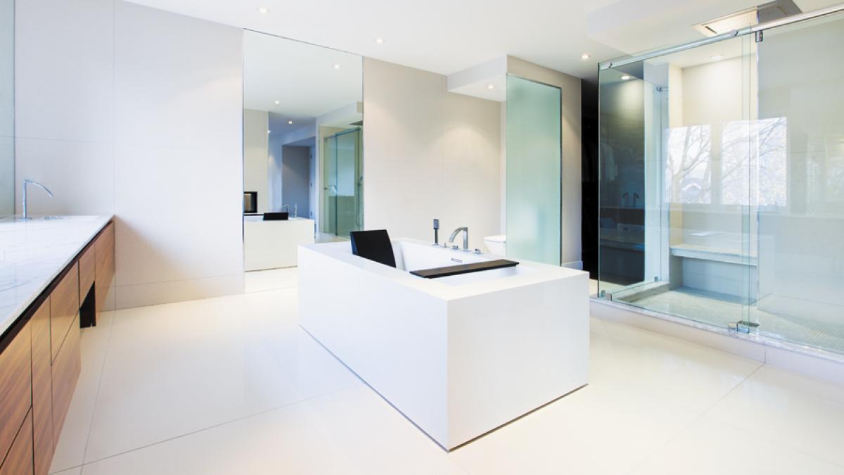 Balfour Bathroom, Montreal, 2012
