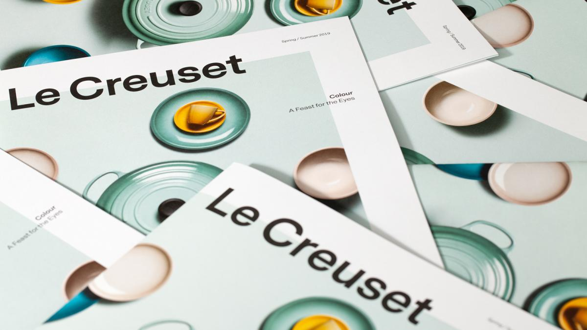 Le Creuset Canada, Visual Identity and Communications