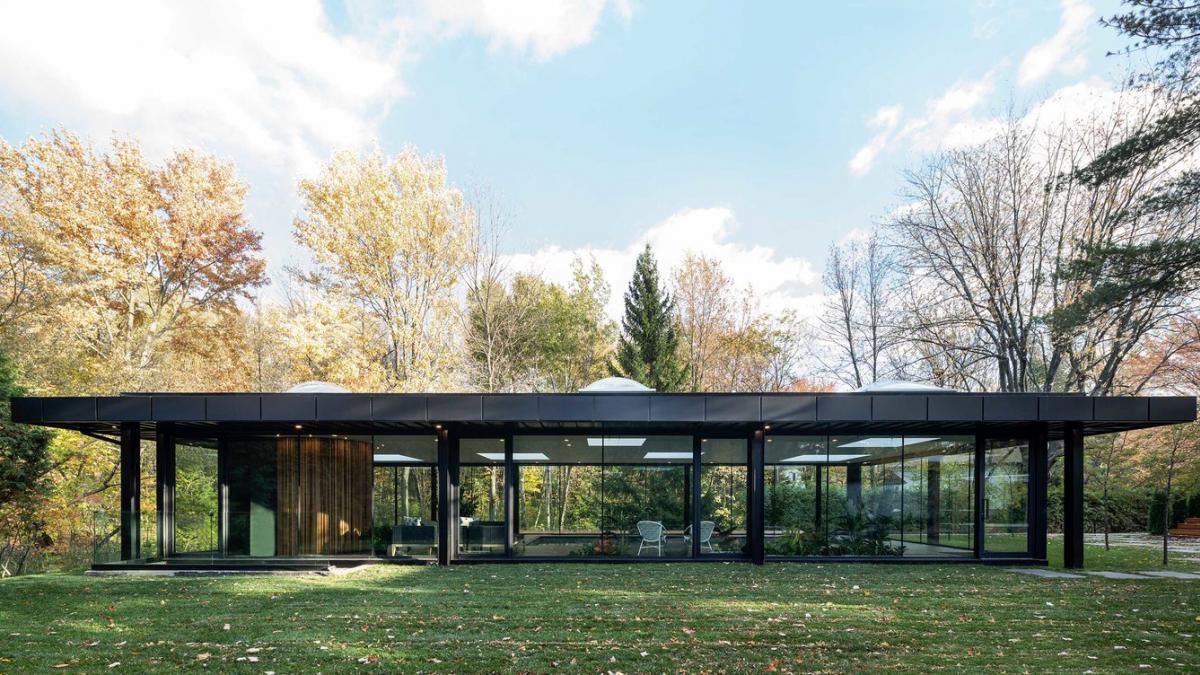 Pavillon A, Montréal, 2019