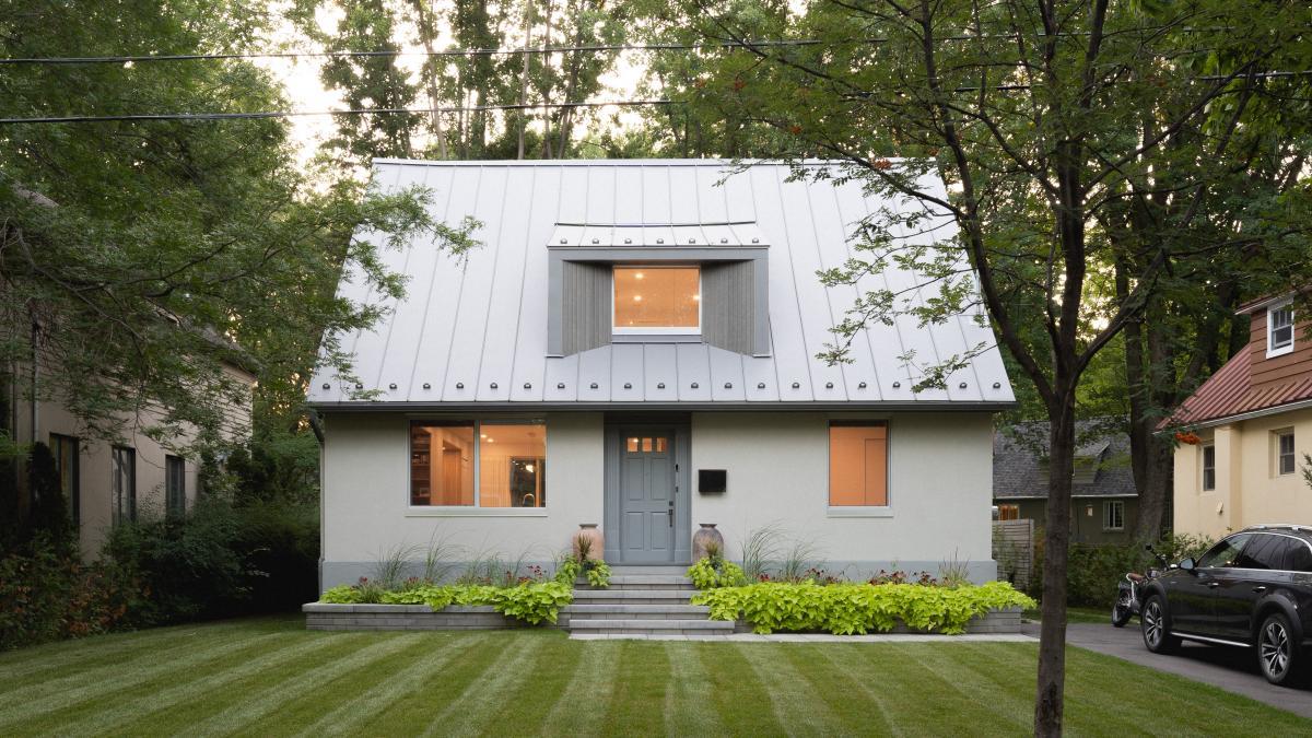 Maison-Jardin, Montréal, 2020