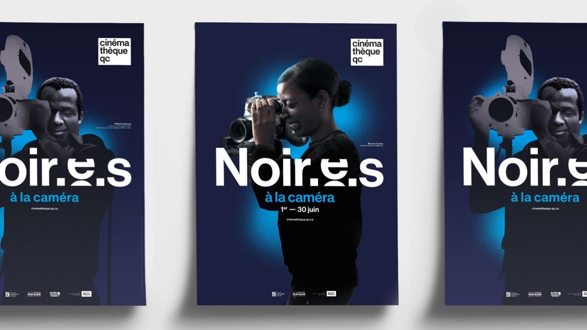 Affiches, Cinémathèque québécoise, Montréal, 2021