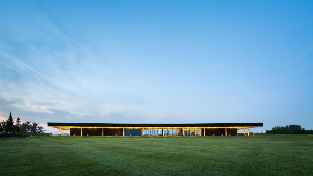 Pavillon du Golf Exécutif Montréal, L'Île-des-Sœurs, 2018