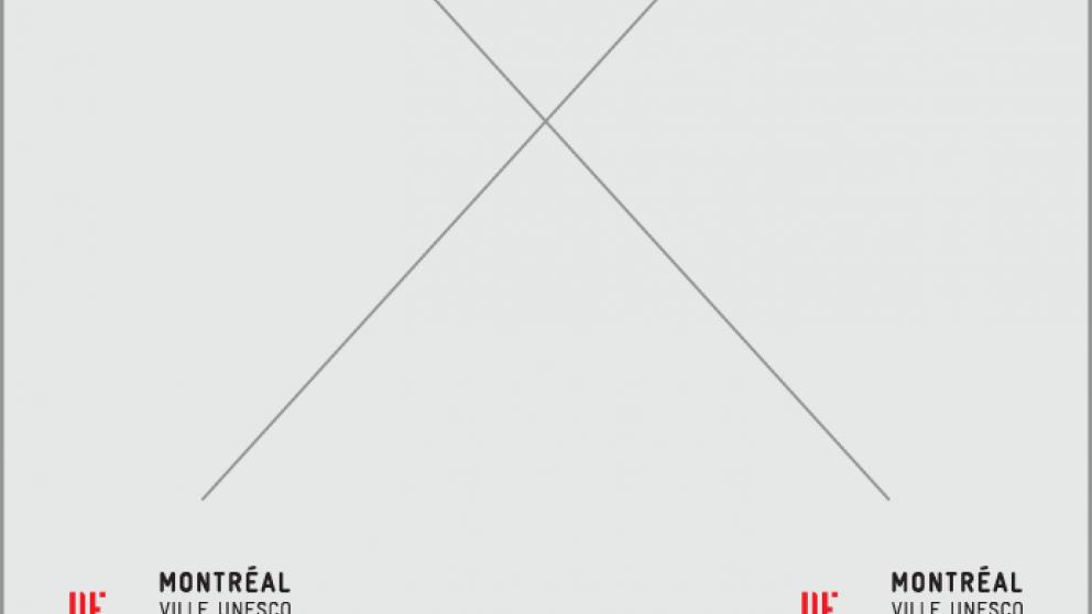 Emplacements suggérés - Montréal ville UNESCO de design