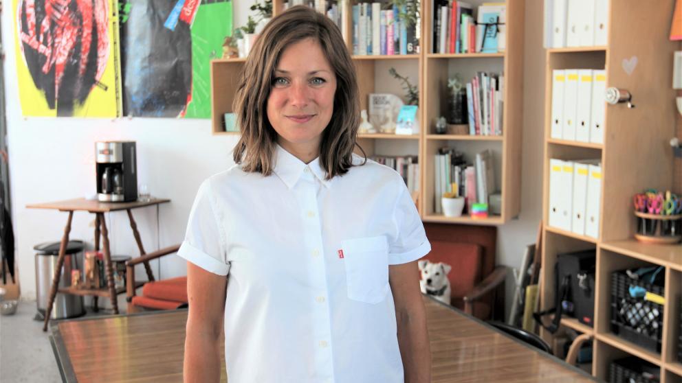 Judith Portier, designer d'événements