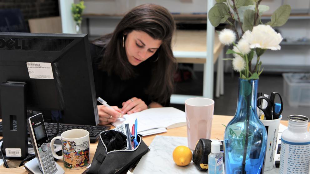 Maggie Cabana, conceptrice en architecture chez Architecture Microclimat