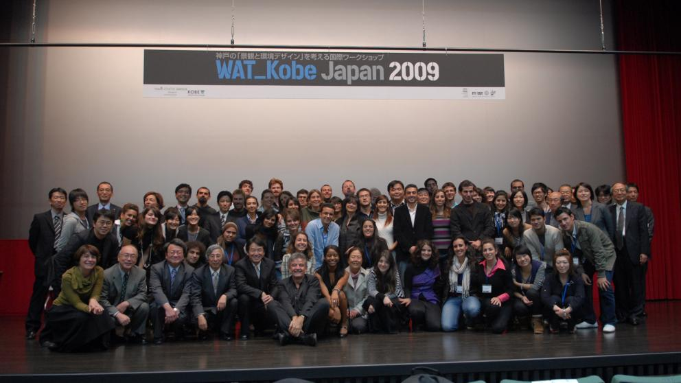 Photo de groupe - WAT de Kobe