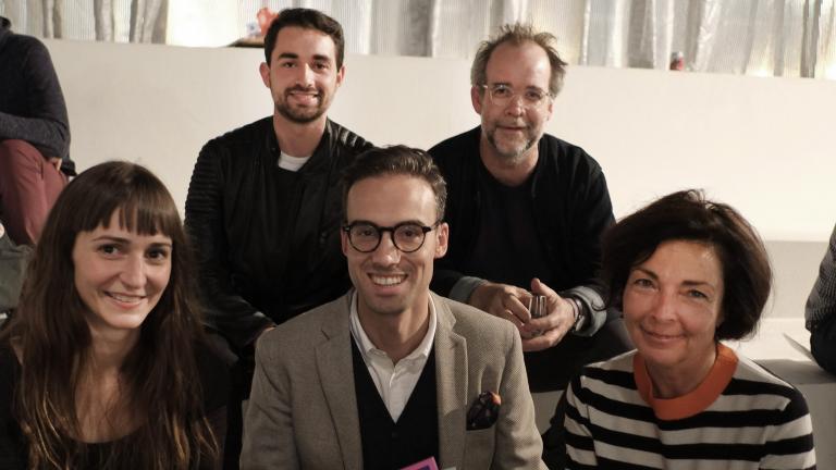 Atelier Barda et Lambert & fils à Courtrai, Belgique