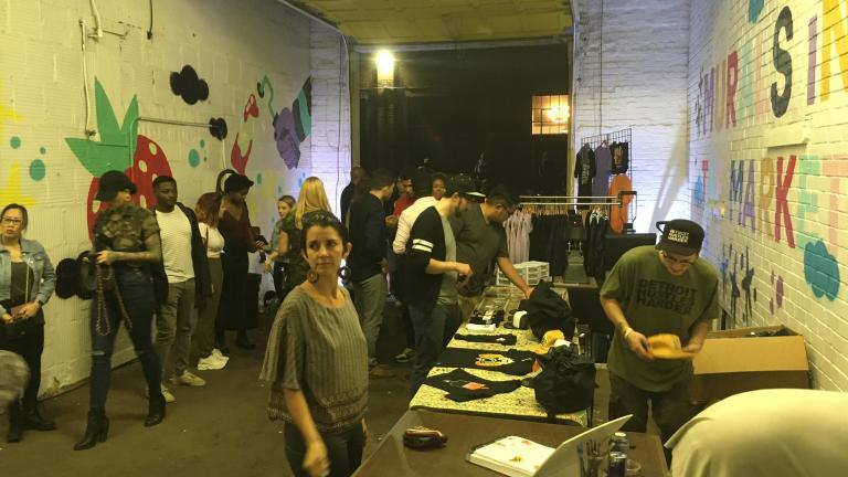 Robocut Studio à Détroit, É.-U.