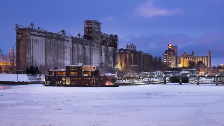 Bota Bota, Montréal, 2010