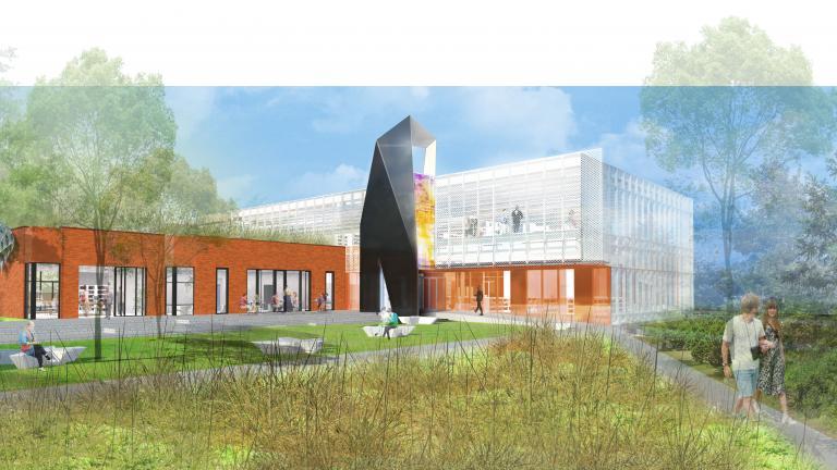 Consortium Dan Hanganu architectes et Groupe A