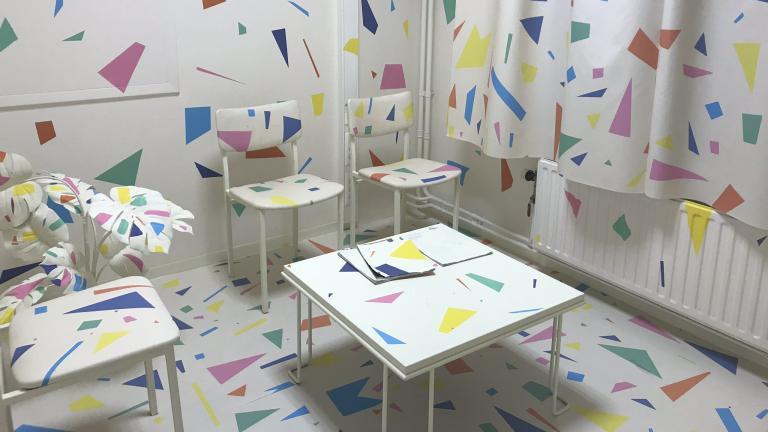 Atelier Barda à Courtrai, Belgique