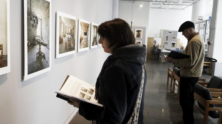 Exposition de photos Jogues Rivard chez Monopoli
