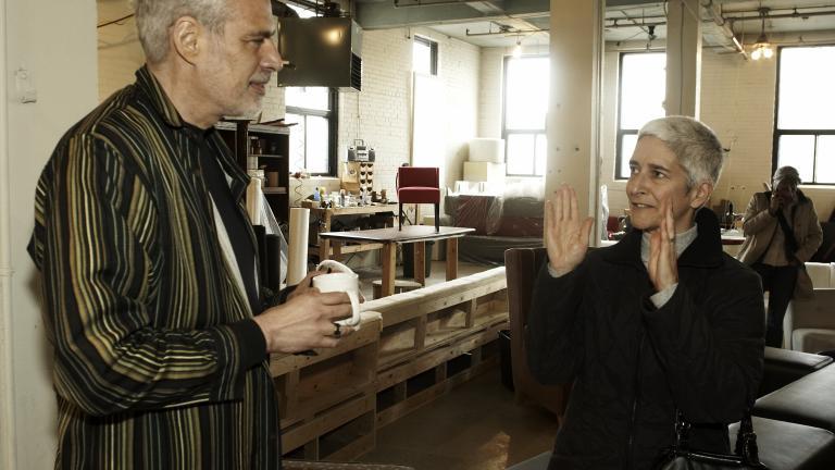 Gary Conrath et Diane Charbonneau