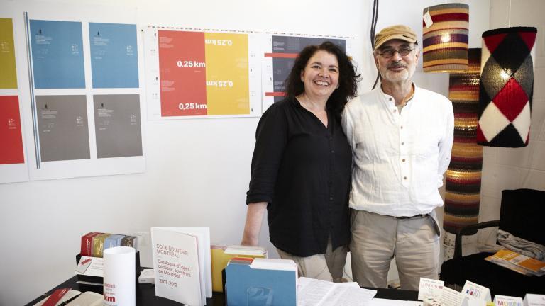 Couple d'idées at Galerie Monde Ruelle