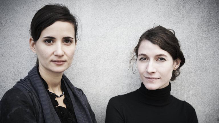 Melissa Mongiat et Mouna Andraos, lauréates 2010