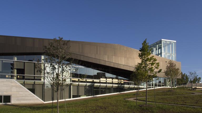 Bibliothèque du Boisé, Saint-Laurent
