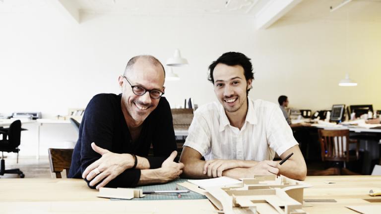 Alain Carle et Jean-Francois Marceau