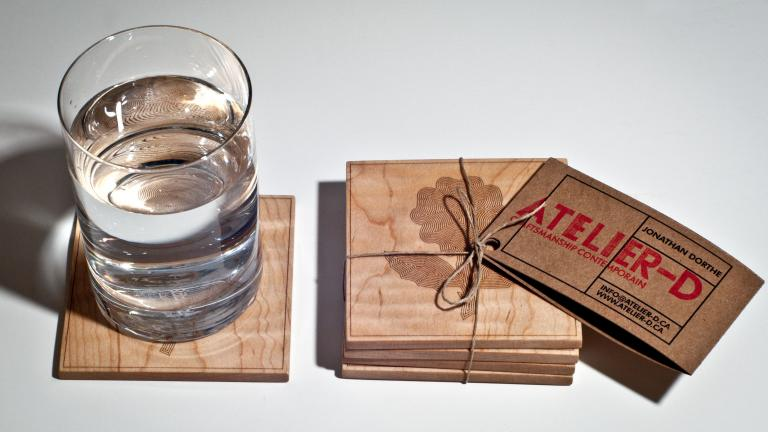 Armoiries Coasters