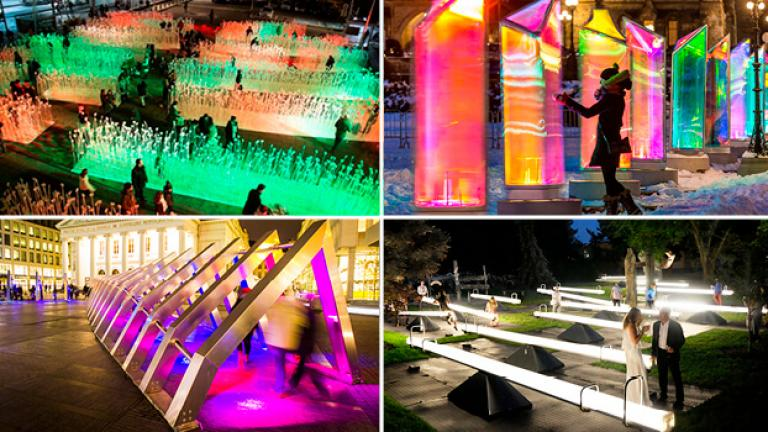 Six works produced by the Quartier des spectacles Partnership have toured to 20 cities in the last year