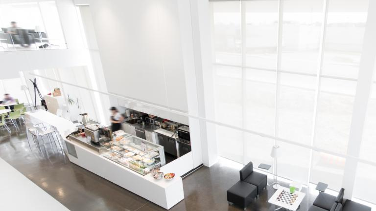 Bibliothèque Saul-Bellow