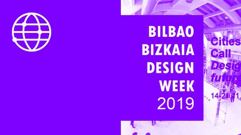 Bilbao Bizkai Design Week 2019