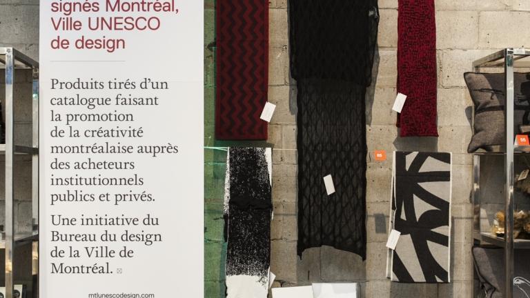 Boutique CODE SOUVENIR MONTRÉAL 2013
