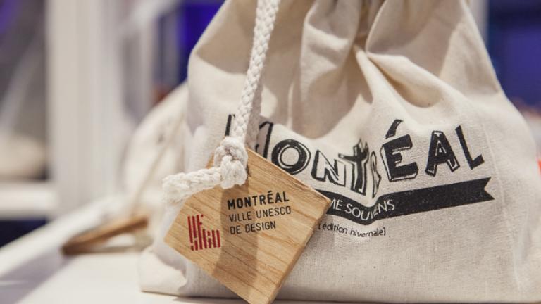 Boutique CODE SOUVENIR MONTRÉAL 2014