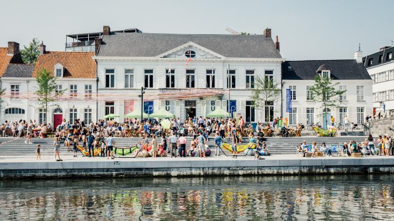 Hôtel de Ville de Courtrai, Belgique