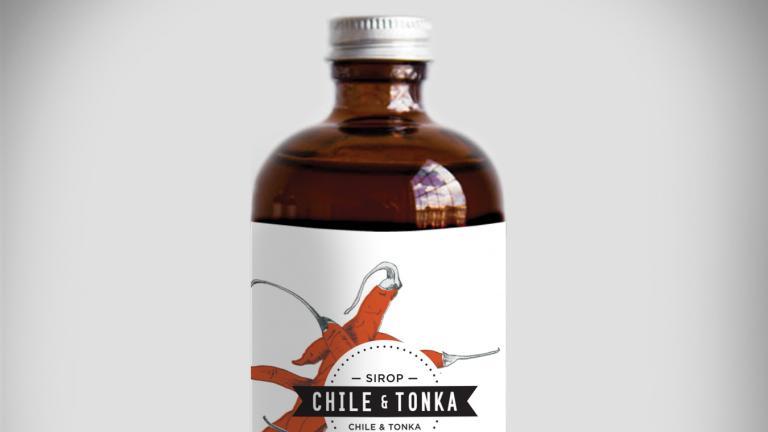 Sirop — chile & tonka
